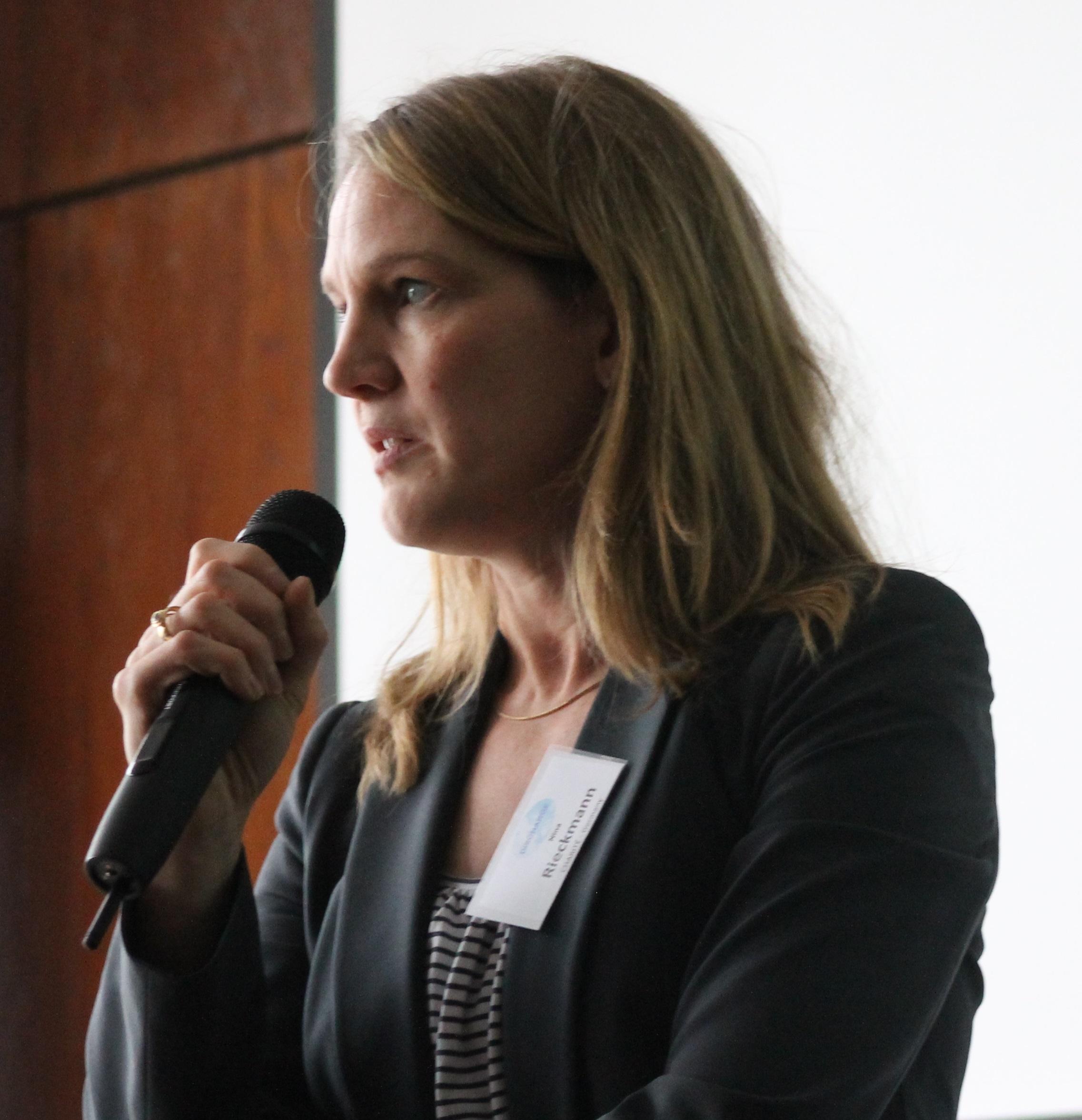 PD Dr. Nina Rieckmann