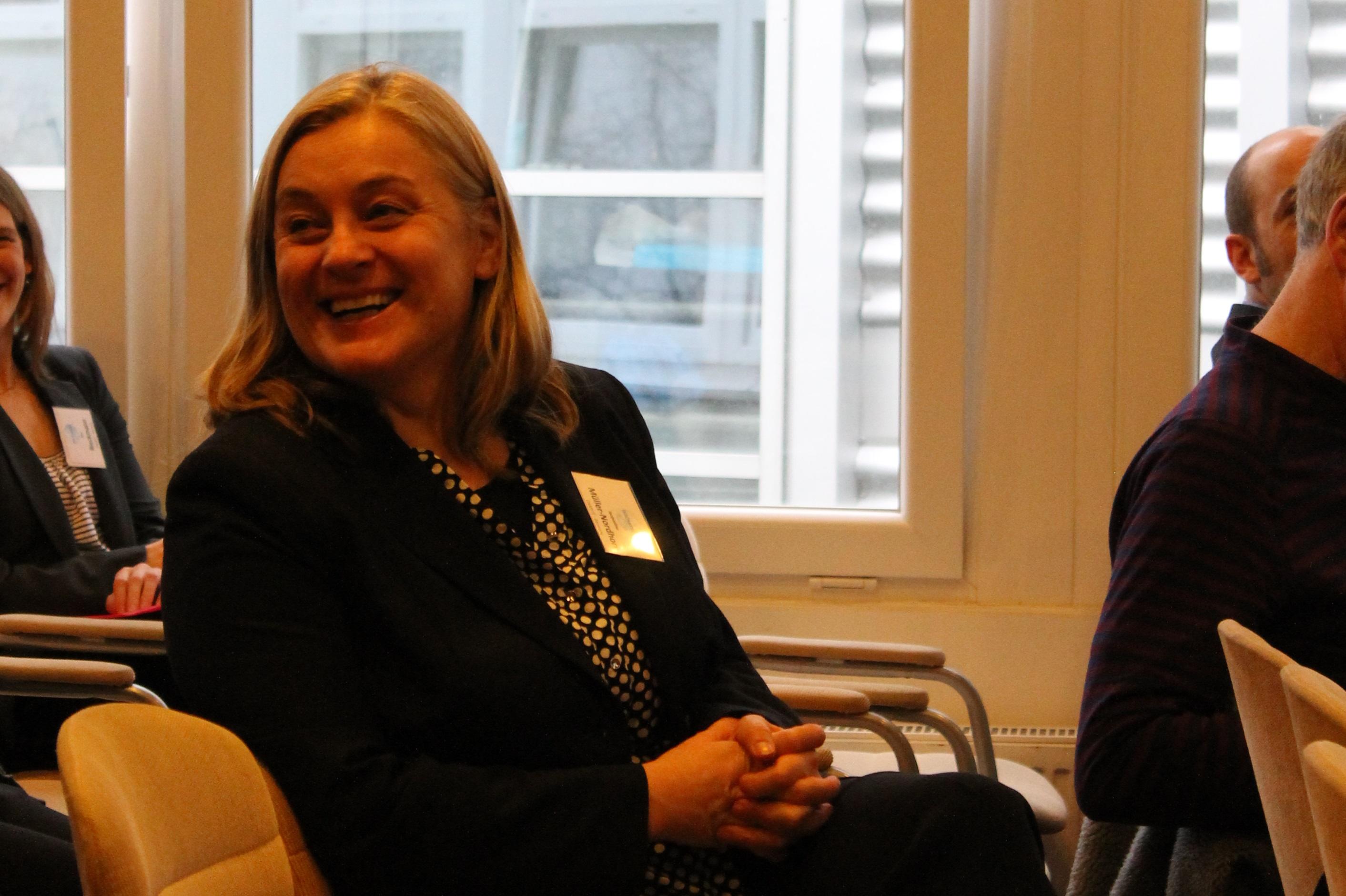 Prof. Dr. Jacqueline Müller-Nordhorn